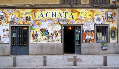 Cris In Translation: LA CHATA