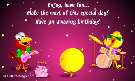 funniest birthday wishes for you