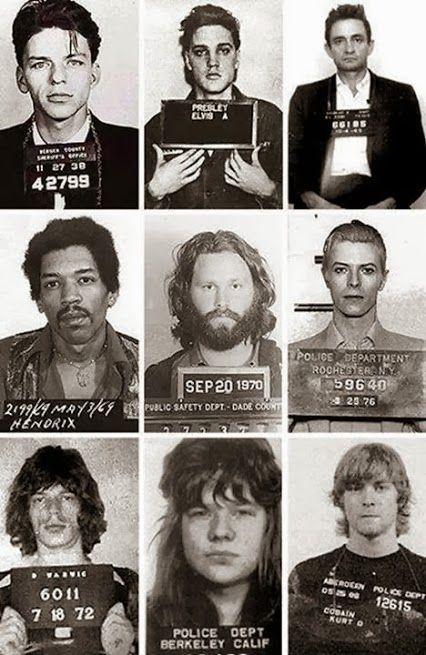 famosos delincuentes