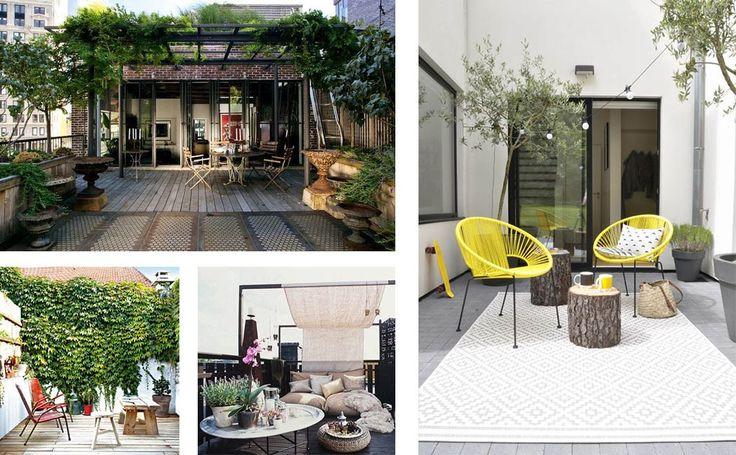 aménager sa terrasse : 26 idées et astuces !