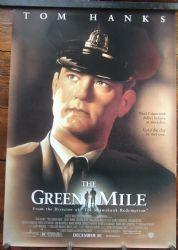 The Green Mile,Movie Poster,Tom Hanks,Michael Clarke Duncan,'99  £15.00