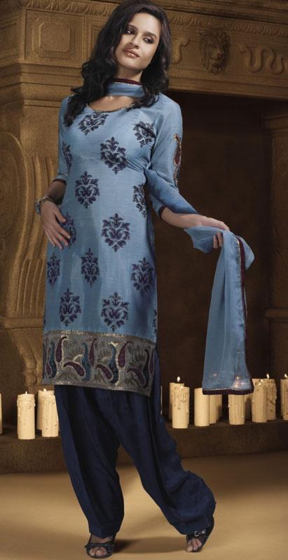 Designer Indian Salwar Kameez