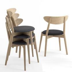 Aros stol / Stole - Kontormøbler, konferencemøbler, kantineindretning mm.