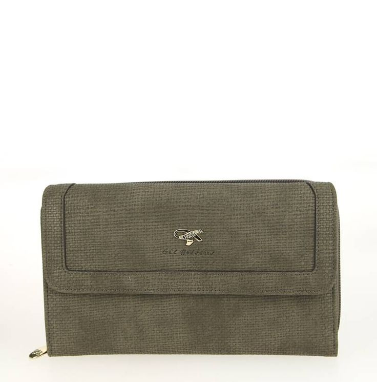 The Companion Wallet by GIL HOLSTERS in Taupe