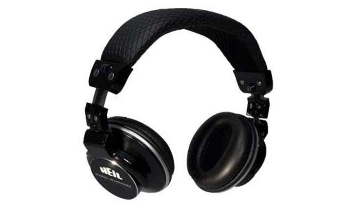 Heil Sound PROSET-3 Pro Set 3 Circumaural Closed Back Studio Headphones