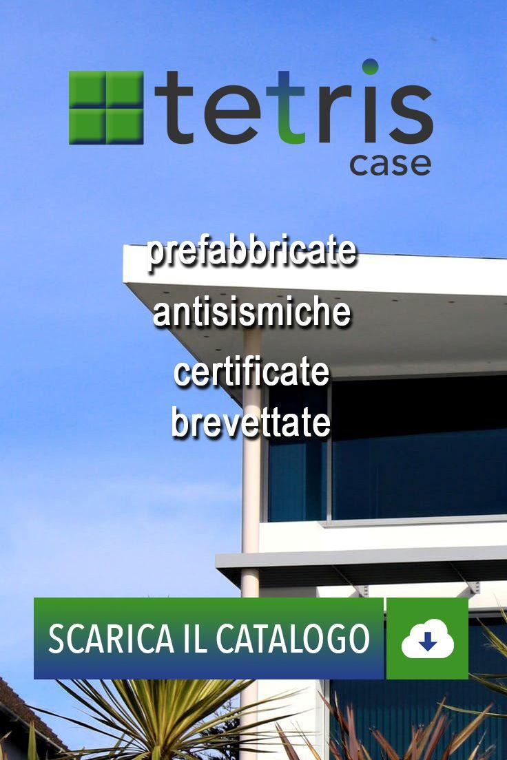 Tetris Case Prefabbricate Certificate Antisismiche Prezzi Case