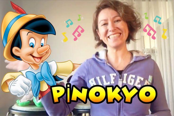 PİNOKYO Çocuk Şarkısı (Gitar Eşliğinde)