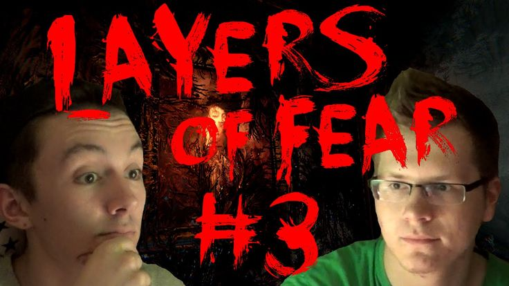 """here's the third epic part of our lets play together """"Layers of Fear"""" :) :D if u want to be a part of our AMAZING community pls subscribe us on our channel 