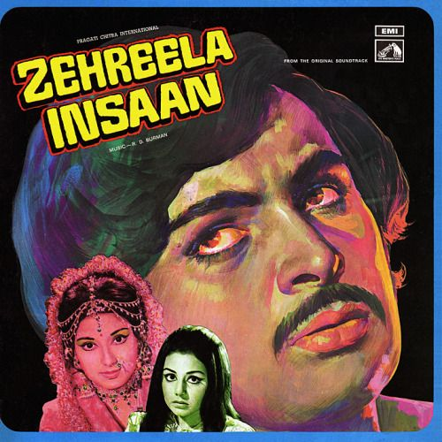 (via Rahul Dev Burman: Zehreela Insaan (1974) ~ Music From The Third Floor)