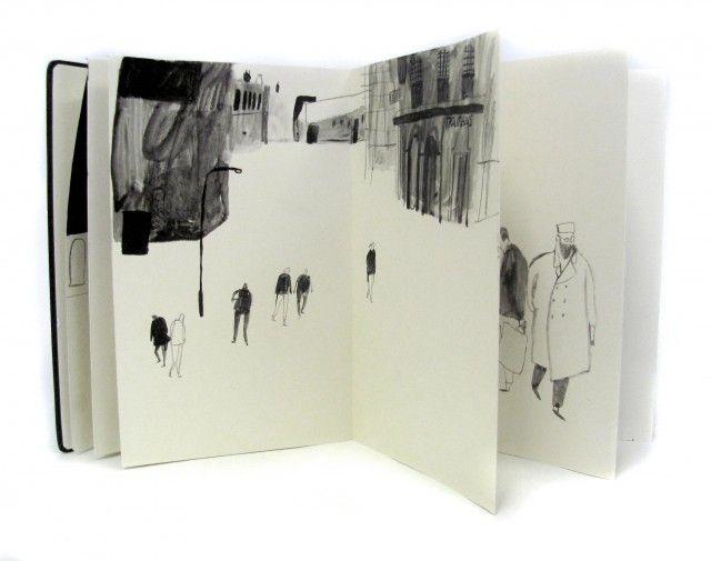 sketchbook by Rachel Gannon