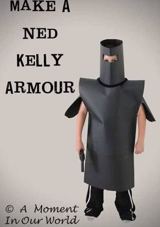 ned kelly kids costume - Google Search More