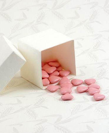 Suklaa, Pinkki sydän