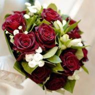 Black Magic Bridal Bouquet - Black Magic Bridal Bouquet > View Full-Size Ima... | Magic, Black, Bouquet, Aud, Purchased | Bunch