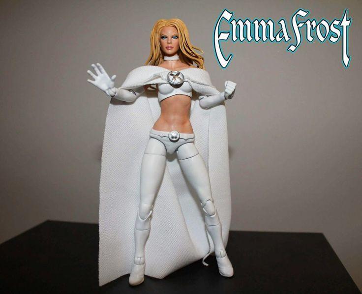 Emma Frost (Marvel Legends) Custom Action Figure