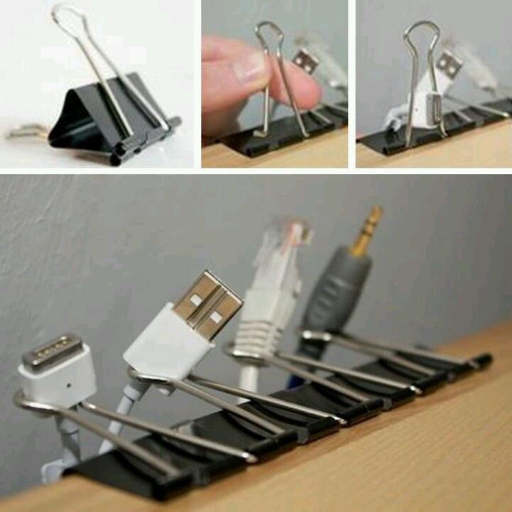 Organizadores muy prácticos #pin_it @mundodascasas See more here: www.mundodascasas.com.br