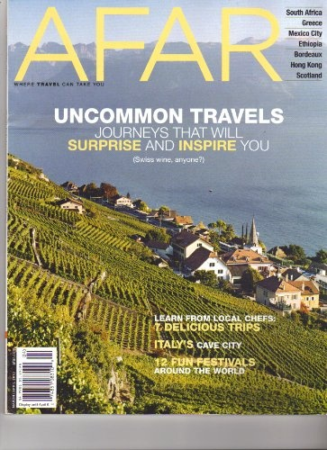 I need to check this out! Afar Magazine! #wanderlust (Uncommon travels journeys that will surprise and inspire you.)