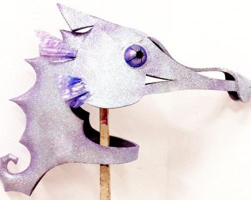 Seahorse Mask | Red Asylum