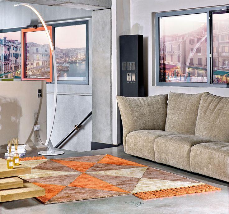 Oltre 1000 idee su tappeto morbido su pinterest tappeti - Tappeto moderno grigio ...