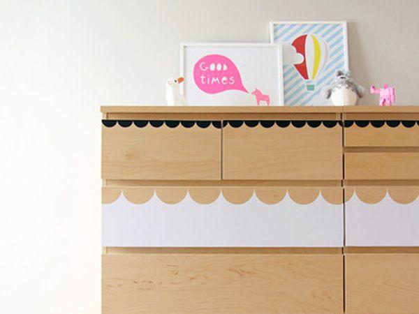 Kid-friendly IKEA hacks