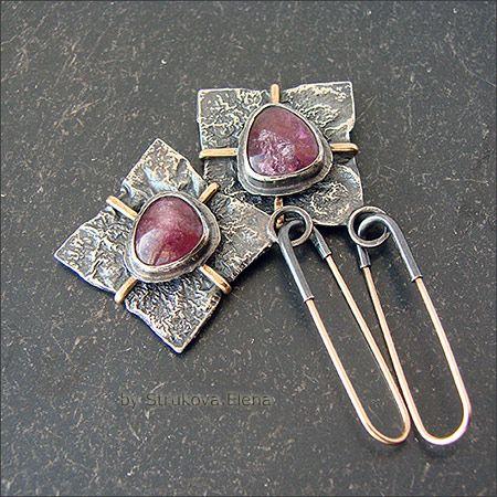 что серебряные украшения с патиной фото данный