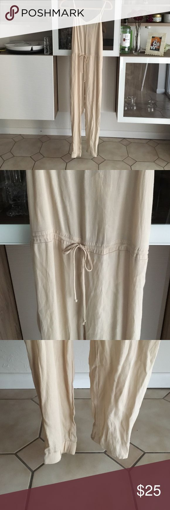 NWT nude jumper Bought from TJmaxx put in urban outfitters for views. It's new with tags and would make a great gift! The straps are adjustable as well as the waist! I ❤️ offers Urban Outfitters Dresses