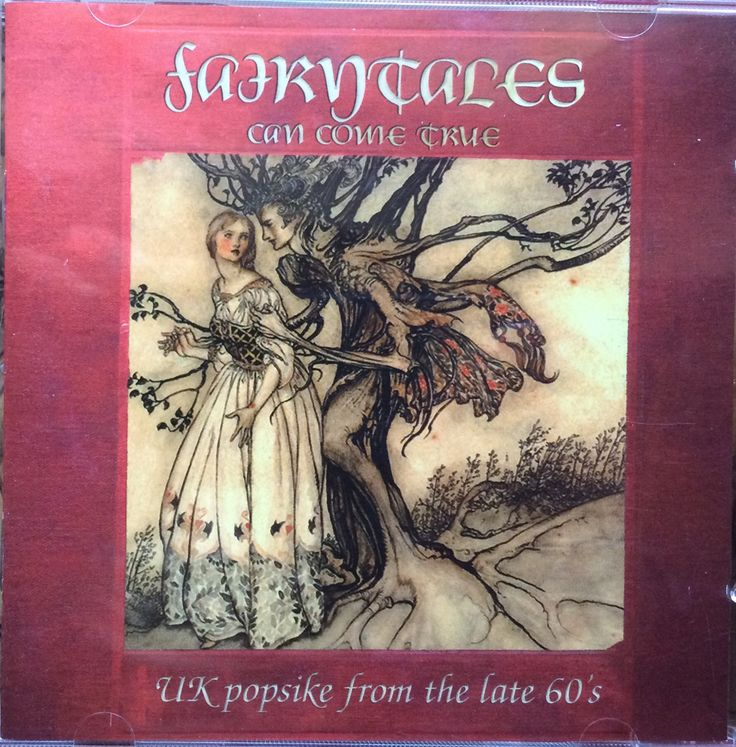 Various Arists: Fairytales can come true - UK popsike from the late 60's CD (Psychic circle)