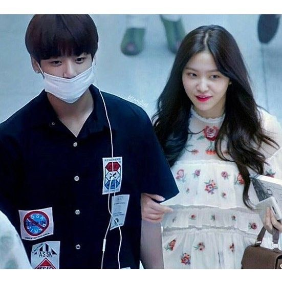 """466 Likes, 2 Comments - JUNGKOOK YERI (@thesatangelique) on Instagram: """"• We are meant to be •"""""""