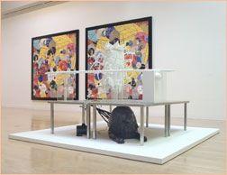 Keith Tyson Turner Prize installation 2002