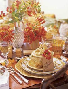 How to give a truly elegant dinner party - recipe ideas for my next winter party!