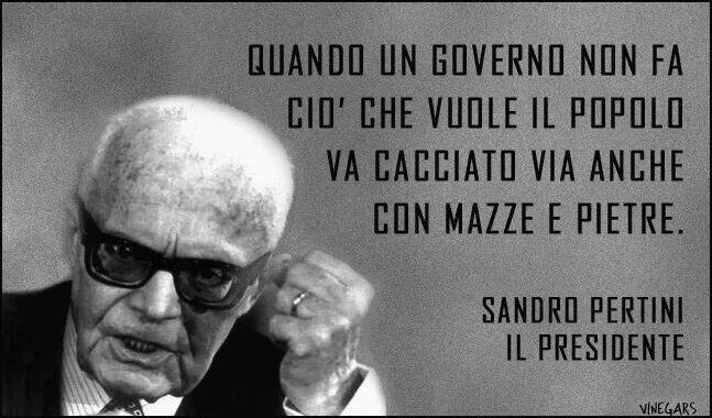 Frasi Sandro Pertini