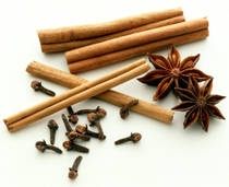 Just ran out of Chinese 5 Spice Powder; will make some more. (without salt; it's more flexible that way)