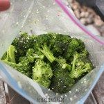 Garlic and Parmesan Grilled Broccoli