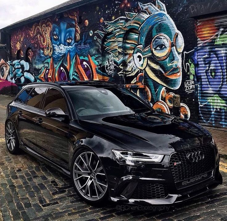 Audi RS 6 Performance