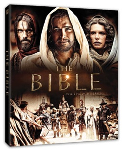 Pre-Order The Bible on The History Channel DVD Set {27% off + Free Shipping} - http://www.livingrichwithcoupons.com/2013/03/the-bible-the-history-channel-preorder-dvd.html