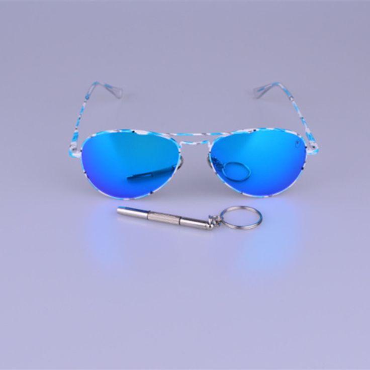 Pilot frame men/women camouflage sunglasses Multi lense sun glasses #summer #fashion #style #sunglasses #eyewear #vibes