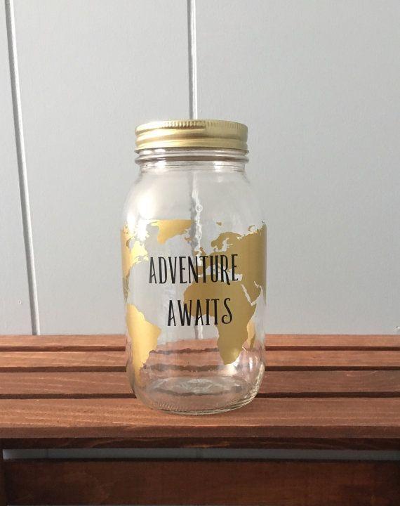 25 best ideas about mason jar shelf on pinterest for Savings jar ideas