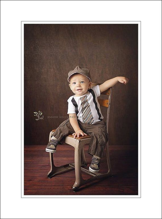 Spring Tie / Suspender Onesie Handsome Baby by BulaJeansBoutique. $15 just for applique onesie