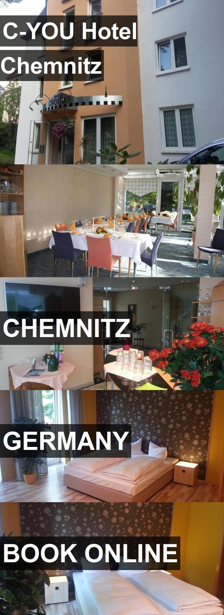 C-YOU Hotel Chemnitz in Chemnitz, Germany. For more information, photos, reviews and best prices please follow the link. #Germany #Chemnitz #travel #vacation #hotel
