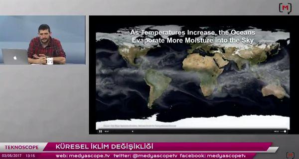 Medyascope ///  Teknoscope (18): Küresel iklim değişikliği