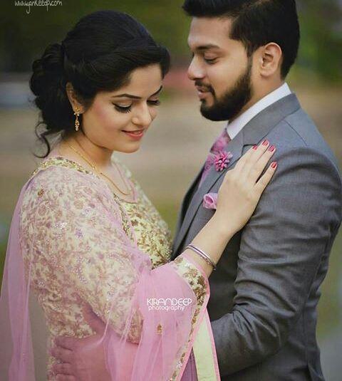 Girls Wedding Dresses Couples Dp Punjabi Suit Punjabu