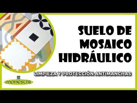 Cómo Limpiar Un Mosaico Hidráulico Limpieza De Restos De Obra Y Protección Antimanchas Youtube Mosaico Hidraulico Mosaicos Limpieza