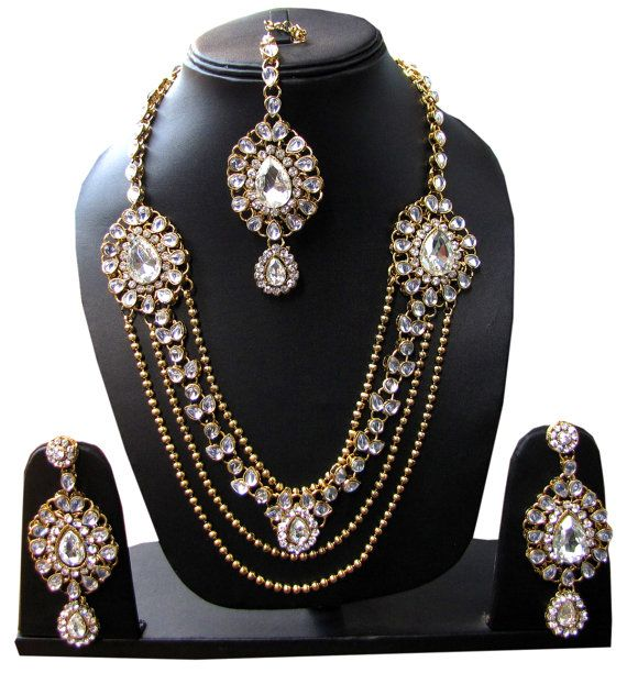#Indian Designer #Diamond #Jewellery #Bridal #Wedding by Shoppingover
