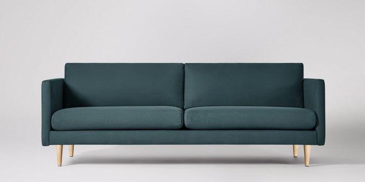 Tivoli Three-Seater Sofa | Swoon Editions
