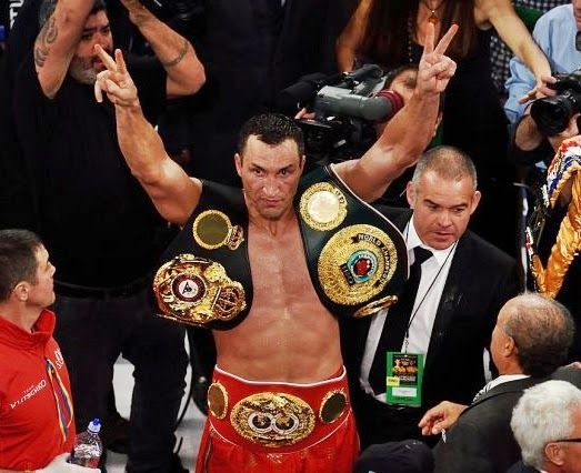 BREAKING NEWS: Wladimir Klitschko Retires from Boxing, Ending Chance of Re-match with Anthony Joshua