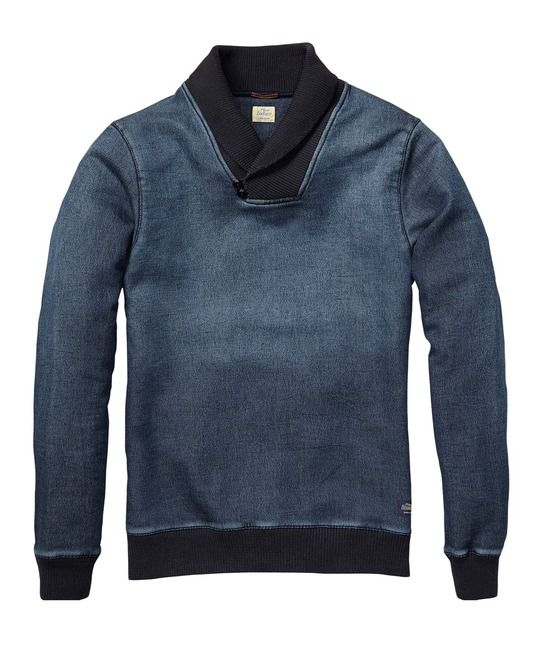 French Farmer Sweater > Mens Clothing > Sweaters at Scotch & Soda