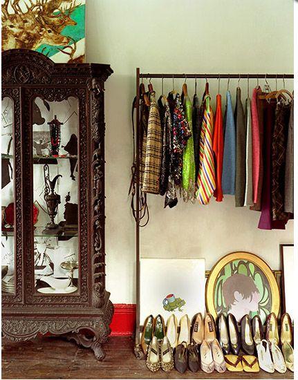Elegant Closet Room