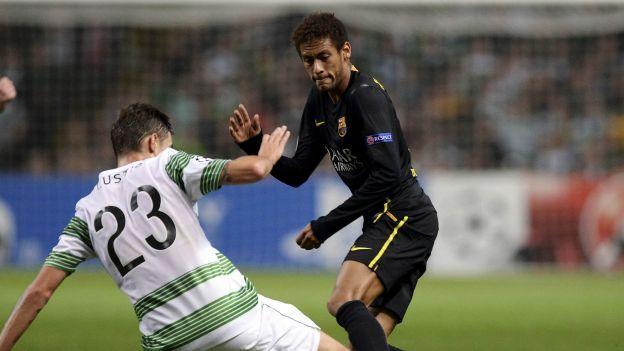 Barcelona venció 1-0 al Celtic por la Champions League. #depor
