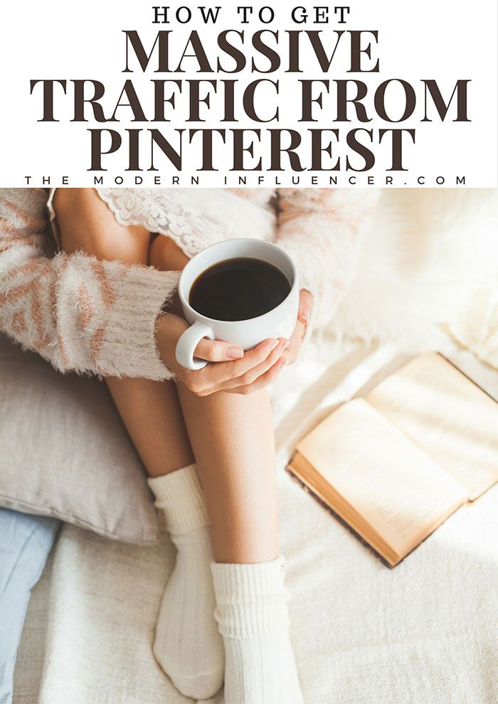 How To Get Massive Traffic From Pinterest: From 0 – 24,000+Visitors