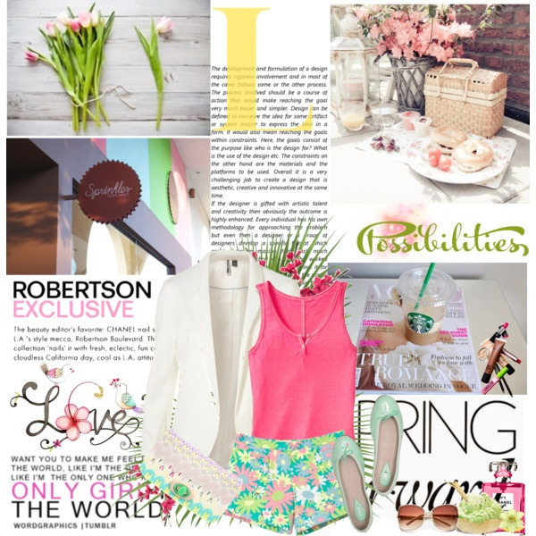 IT'S SPRIIIINNNNNGGGG!!! ♥, created by vexybabe on Polyvore: Vexybab, Polyvore O' Logs, Polyvore O' Logy, It S Spriiiinnnnngggg, Spring Outfits, Polyvoreolog