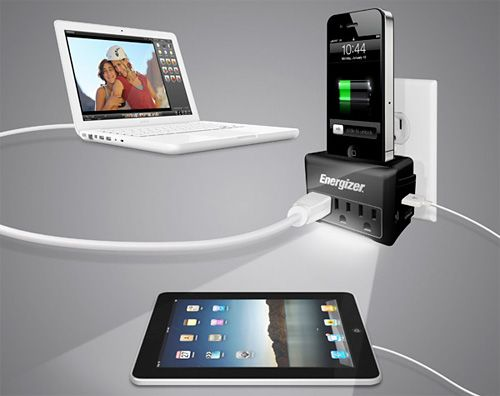 Travel Charger: Gadgets, Technology, Isurge Travel, Travel Charging, Energizer Isurge, Iphone, Charging Stations